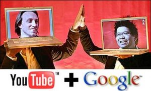 Google koopt Youtube