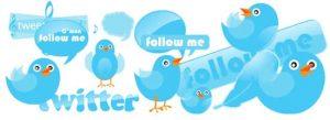 Twitter is het 2de grootste sociaal platform in Europa en Amerika