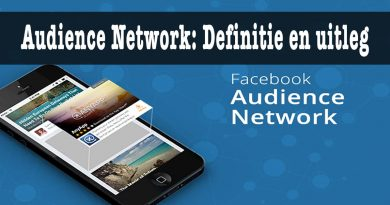 Facebook Audience Network definitie en uitleg