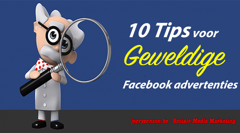 10 tips om je facebook advertenties te verbeteren
