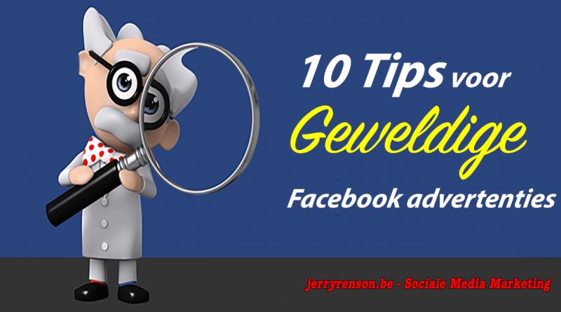 10 tips om je facebook advertenties te verbeteren