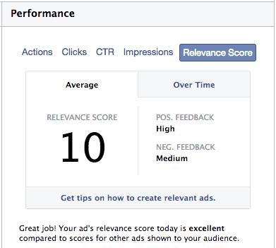 Wat is de Facebook Relevantie score - Definitie en uitleg