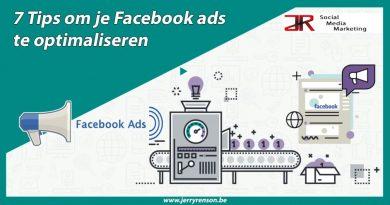 7 tips voor effectievere Facebook advertenties aan te maken