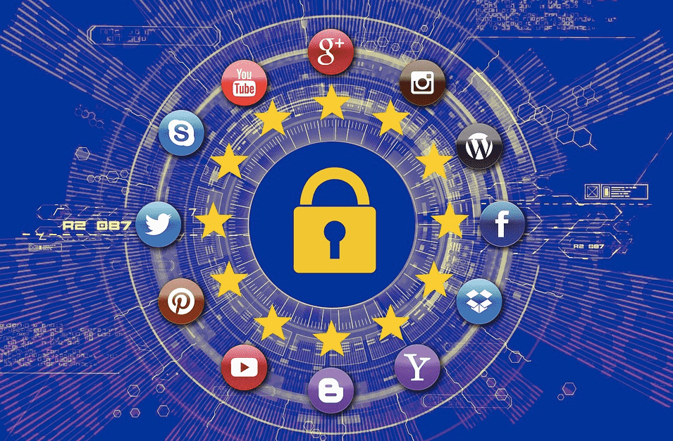 impact GDPR sociale media marketing