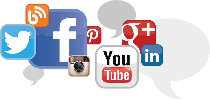 sociale kanalen en tactieken kiezen