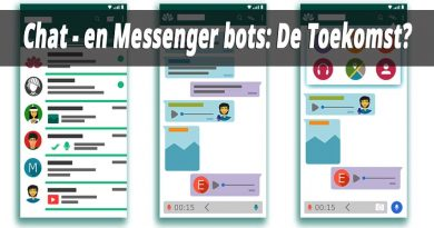 chat en messenger bots voor marketeers