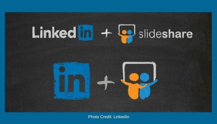 LinkedIn + Sildeshare zorgden al voor duizenden slides